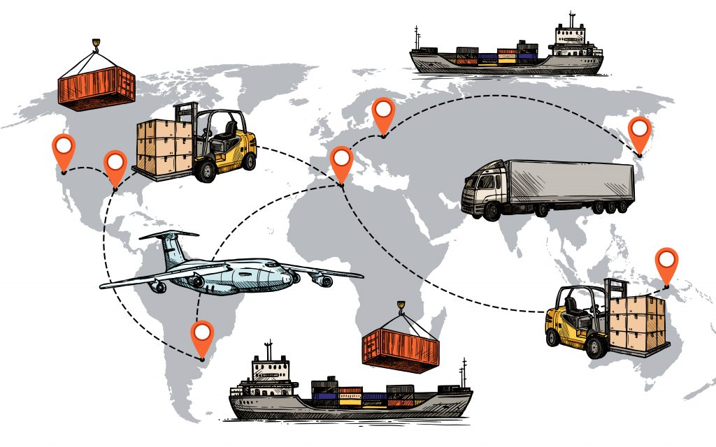 Exports service